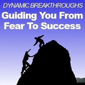 Moving From Fear To Success